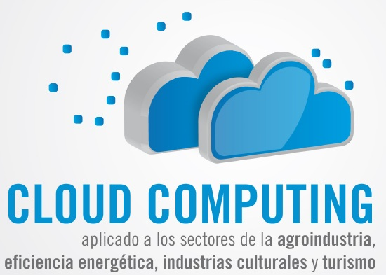 Logo de Cloud Computing