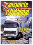 Portada revista Transporte Profesional donde MOVILOC participó en el reportaje sobre gestión de flotas