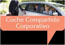 Marker coche compartido corporativo