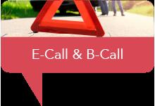 Marker e-call y b-call