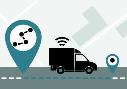 Localización de vehículos por GPS