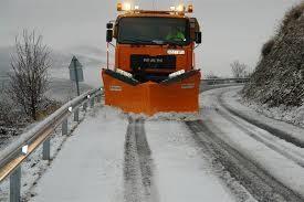 Mantenimiento invernal de carreteras