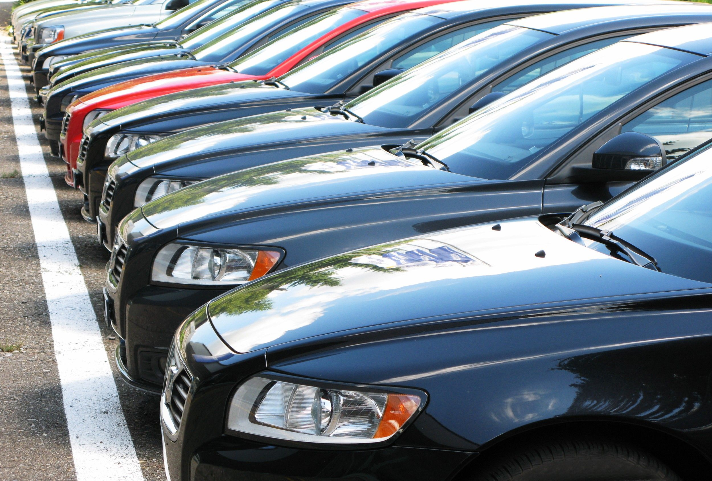 Control de flotas por GPS para alquiler de vehículos