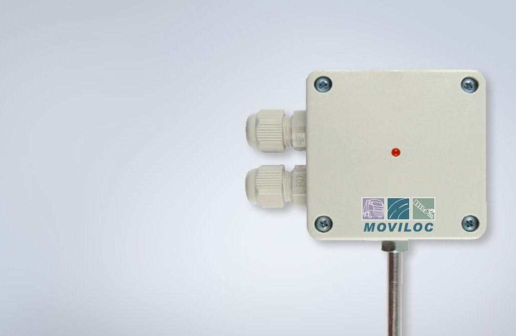 Sensor de temperatura para vehículo