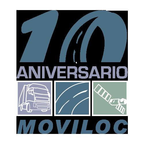 Software de localización y gestión de flotas MOVILOC® – 10º aniversario