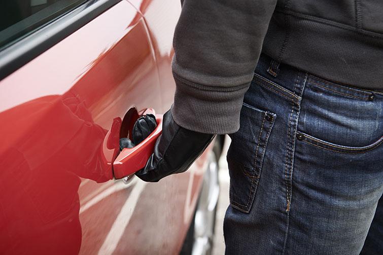 Gestión de flotas para evitar robo de vehículo