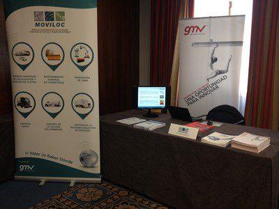 La solución de gestión de flotas MOVILOC® asistió a la 23º convención de ANAPAT