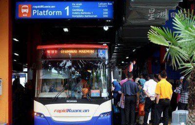 Malasia confía de nuevo a GMV la gestión del transporte público