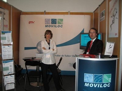 MOVILOC® acudió como expositor a la feria de LOGITRANS – Estoril