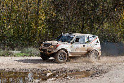 localización de vehículo todo terreno campeonato de España