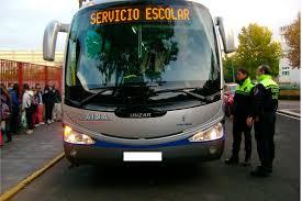 Control y seguimiento de vehículos de transporte escolar
