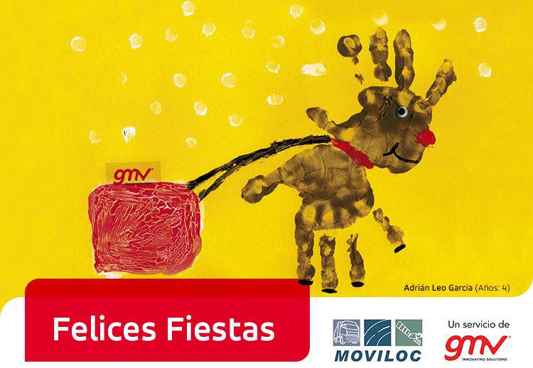 EL EQUIPO DE MOVILOC QUIERE DESEARTE ¡FELICES FIESTAS UN PRÓSPERO AÑO NUEVO!