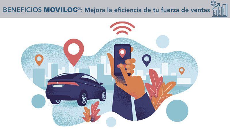 Seguimiento de vehículos para aumentar la productividad y eficiencia del equipo comercial