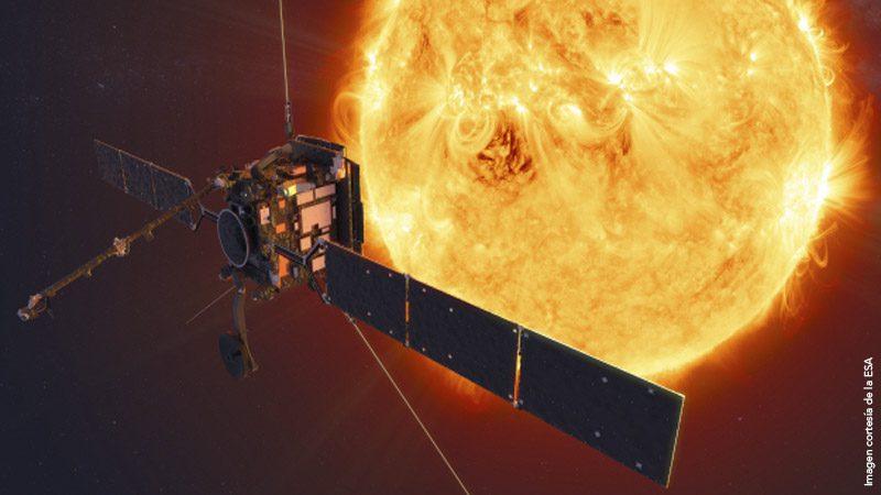 GMV participa en Solar Orbiter, la sonda que irá al Sol