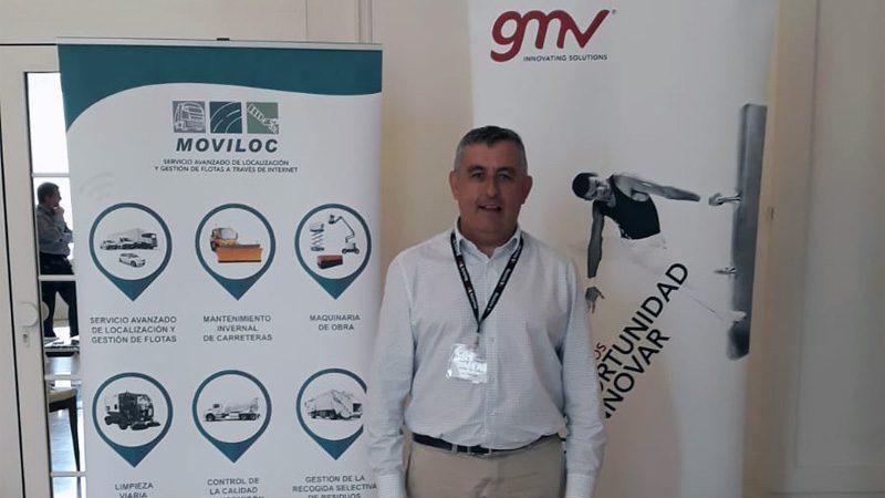La solución de gestión de flotas MOVILOC® asistió a la 25ª Convención de ANAPAT