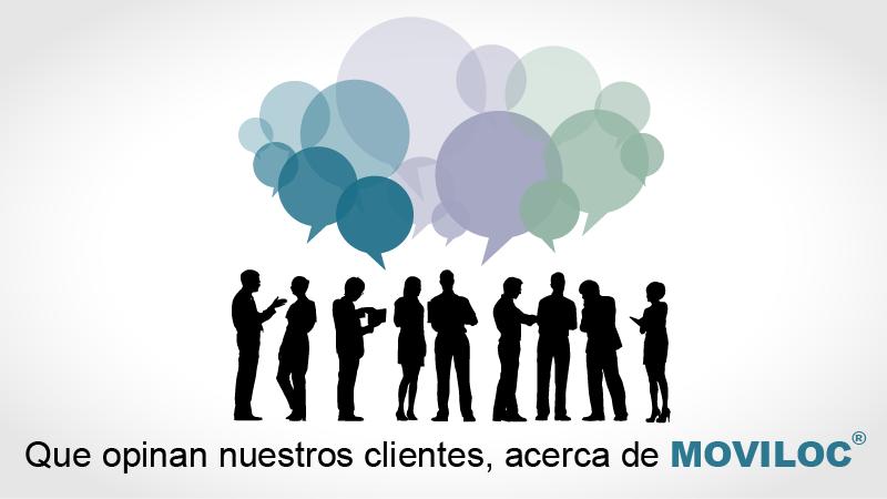 Localización seguimiento y gestión de flotas MOVILOC® – Testimonios de clientes (I)