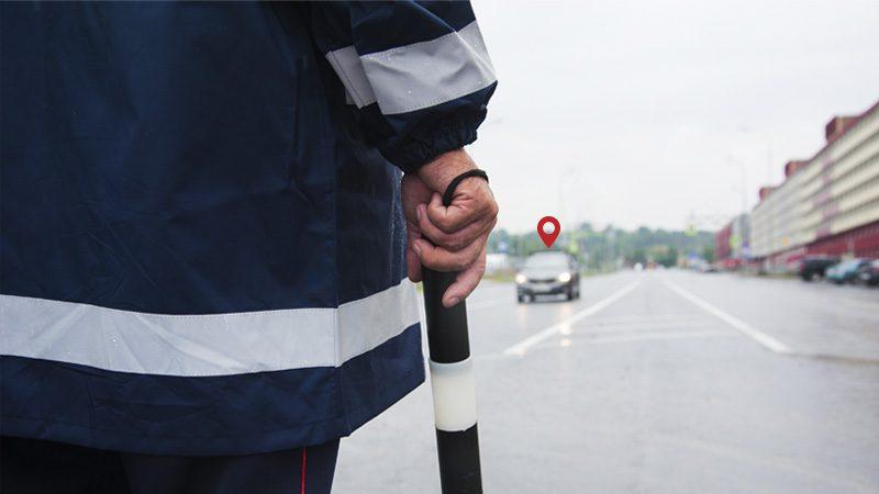 Sistemas de gestión de flotas para controlar excesos de velocidad
